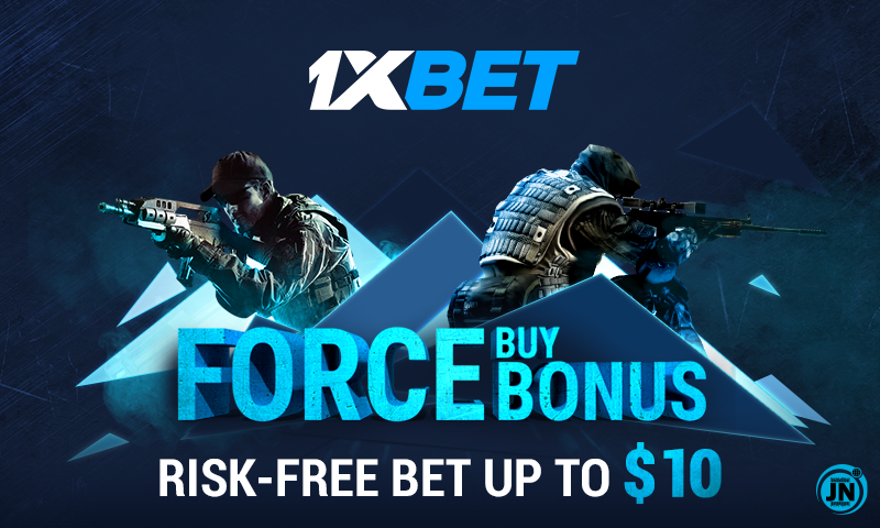 Force Buy Bonus - the 1xBet Promotion for All Punters Out  There